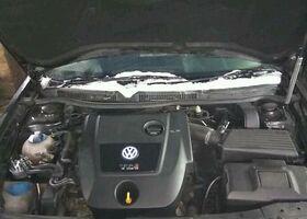 Чорний Фольксваген Гольф, объемом двигателя 1.9 л и пробегом 110 тыс. км за 1950 $, фото 1