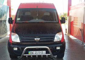 Красный ЛДВ Максус, объемом двигателя 2.5 л и пробегом 329 тыс. км за 7700 $, фото 1