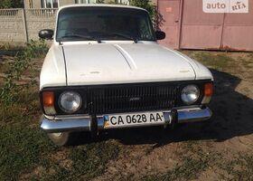 Белый Москвич / АЗЛК 412, объемом двигателя 1.5 л и пробегом 1 тыс. км за 438 $, фото 1