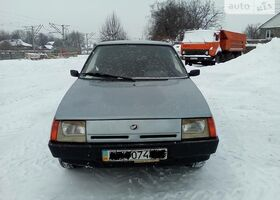 Серый ЗАЗ Нова, объемом двигателя 1.2 л и пробегом 134 тыс. км за 1900 $, фото 1