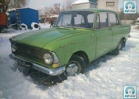 Зеленый Москвич / АЗЛК 412, объемом двигателя 1 л и пробегом 65 тыс. км за 380 $, фото 1