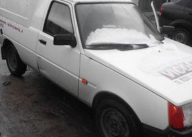 Белый ЗАЗ 1105 Дана, объемом двигателя 1 л и пробегом 1 тыс. км за 1414 $, фото 1