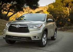 Не указан Тойота Хайлендер, объемом двигателя 2.7 л и пробегом 0 тыс. км за 42553 $, фото 1
