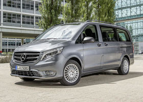 Mercedes-Benz Vito null