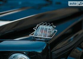 Черный Мерседес Г-Класс, объемом двигателя 5 л и пробегом 1 тыс. км за 23500 $, фото 1