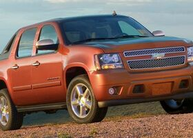 Chevrolet Avalanche null