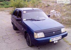 Синий ЗАЗ 1103 Славута, объемом двигателя 1.2 л и пробегом 120 тыс. км за 1700 $, фото 1