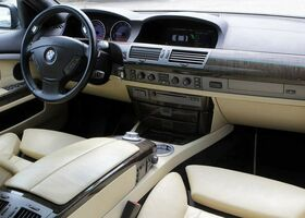 BMW 745 null