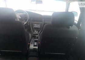 Чорний Ауді A6, объемом двигателя 2.5 л и пробегом 387 тыс. км за 7000 $, фото 1