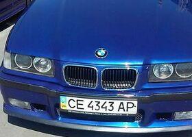 Синий БМВ 3 Серия, объемом двигателя 2 л и пробегом 230 тыс. км за 4000 $, фото 1