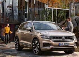 Новий Volkswagen Touareg доступний до замовлення!