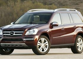 Mercedes-Benz GL 350 2015