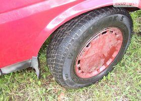 Вишнёвый Форд Фиеста, объемом двигателя 1.6 л и пробегом 140 тыс. км за 1090 $, фото 1