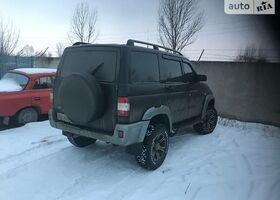 Черный УАЗ 3163, объемом двигателя 2.7 л и пробегом 132 тыс. км за 6600 $, фото 1