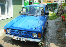Синий ИЖ 21261, объемом двигателя 1.5 л и пробегом 134 тыс. км за 550 $, фото 1