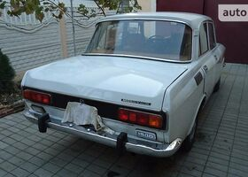 Білий Москвич / АЗЛК 2140, объемом двигателя 1.5 л и пробегом 80 тыс. км за 750 $, фото 1