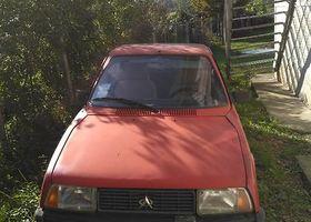 Красный Ситроен 11, объемом двигателя 1.1 л и пробегом 1 тыс. км за 500 $, фото 1
