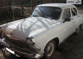 Белый ГАЗ 21, объемом двигателя 2.5 л и пробегом 1 тыс. км за 669 $, фото 1