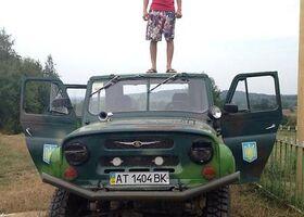 Зеленый УАЗ 469, объемом двигателя 2.3 л и пробегом 80 тыс. км за 3500 $, фото 1