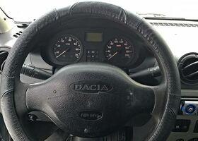 Зеленый Дачия Логан, объемом двигателя 1.4 л и пробегом 170 тыс. км за 4300 $, фото 1