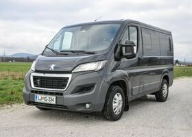 Peugeot Boxer шасси null