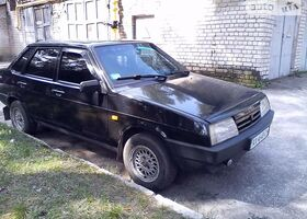 Черный ВАЗ 21099, объемом двигателя 1.5 л и пробегом 132 тыс. км за 2800 $, фото 24