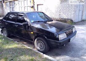 Черный ВАЗ 21099, объемом двигателя 1.5 л и пробегом 132 тыс. км за 2800 $, фото 4