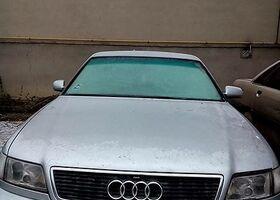 Сірий Ауді A8, объемом двигателя 2.5 л и пробегом 200 тыс. км за 1900 $, фото 1