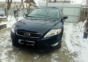 Синій Форд Мондео, объемом двигателя 1.6 л и пробегом 207 тыс. км за 11500 $, фото 1