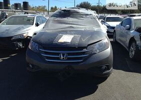 Сірий Хонда СРВ, объемом двигателя 2.4 л и пробегом 45 тыс. км за 13000 $, фото 1