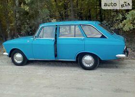 Голубий Москвич / АЗЛК 2125, объемом двигателя 1.5 л и пробегом 9 тыс. км за 1550 $, фото 1