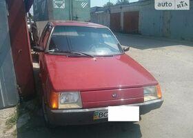 Красный ЗАЗ Таврия-Нова, объемом двигателя 1.2 л и пробегом 130 тыс. км за 1500 $, фото 1