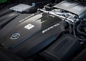 Mercedes-Benz AMG GT 2018