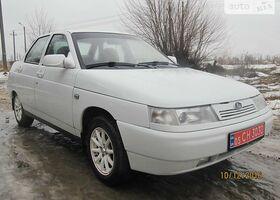 Белый ВАЗ 2110, объемом двигателя 1.6 л и пробегом 72 тыс. км за 4900 $, фото 1
