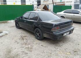 Черный Ниссан Максима, объемом двигателя 3 л и пробегом 1 тыс. км за 2999 $, фото 10