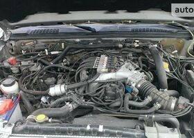 Сірий Ніссан Ікс-Терра, объемом двигателя 3.3 л и пробегом 116 тыс. км за 14000 $, фото 1