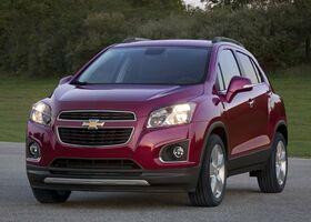 Chevrolet Tracker null