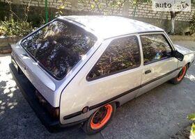 Серебряный ЗАЗ Нова, объемом двигателя 1.7 л и пробегом 92 тыс. км за 1500 $, фото 1
