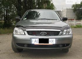 Серый ВАЗ 2170, объемом двигателя 1.6 л и пробегом 125 тыс. км за 4200 $, фото 1