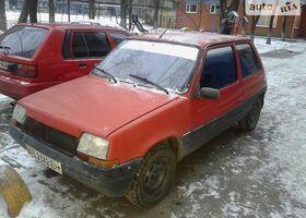 Красный Рено 5, объемом двигателя 1.3 л и пробегом 170 тыс. км за 706 $, фото 1