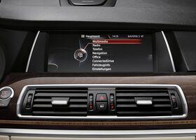 BMW 5 Series GT 2016