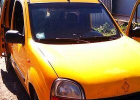 Золотой Рено Кенгу пасс., объемом двигателя 1.2 л и пробегом 1 тыс. км за 3177 $, фото 1