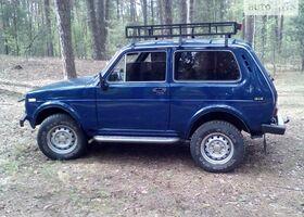 Синій ВАЗ 2121, объемом двигателя 1.6 л и пробегом 20 тыс. км за 3500 $, фото 1