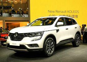 Новинки компании Renault: Koleos 2, новый Captur и Alaskan | видео