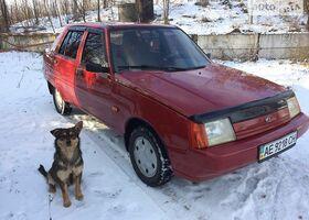 Червоний ЗАЗ 1103 Славута, объемом двигателя 1.2 л и пробегом 19 тыс. км за 2600 $, фото 1