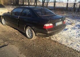 Черный БМВ 3 Серия, объемом двигателя 1.6 л и пробегом 250 тыс. км за 1500 $, фото 1