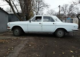 Білий ГАЗ 24, объемом двигателя 2.45 л и пробегом 50 тыс. км за 850 $, фото 1