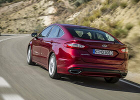Ford Mondeo null