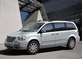 Chrysler Grand Voyager null