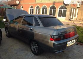 Сірий ВАЗ 2110, объемом двигателя 1.6 л и пробегом 180 тыс. км за 3600 $, фото 1